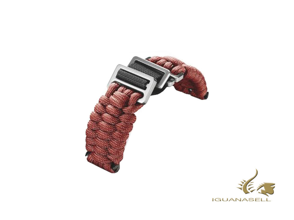 Victorinox Accessories Strap, Paracord, Red, 21 mm., V.60024