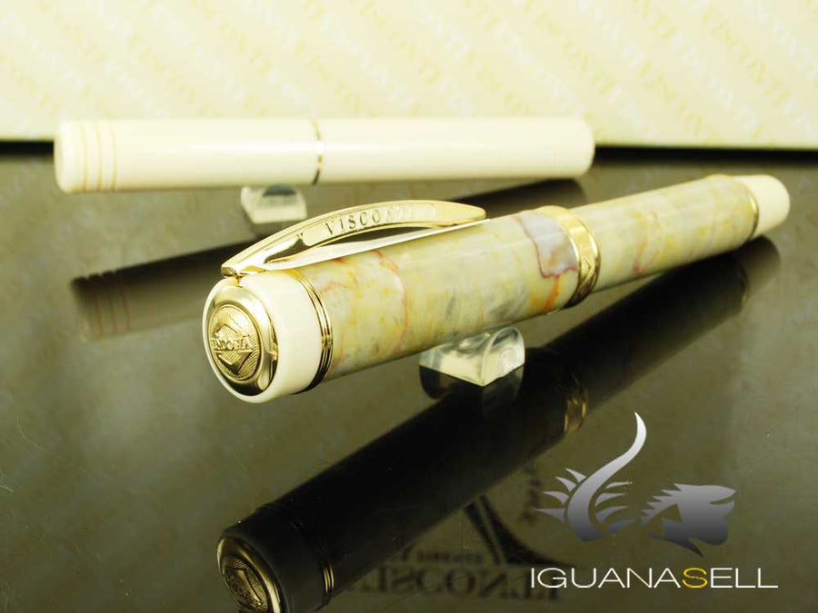 Visconti Millionaire Marble Empire Fountain Pen, Marble, Limited Edit