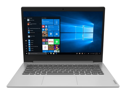 Lenovo IdeaPad 17 AMD 3150U 4GB 128GB SSD 17.3-inch Windows 10 Laptop