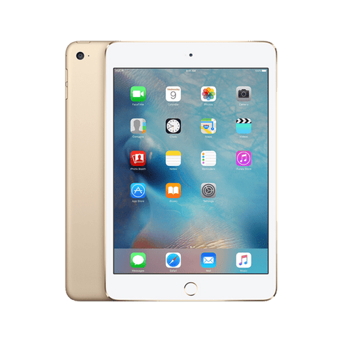 iPad mini 4 Wi-Fi 128GB - Blush Gold