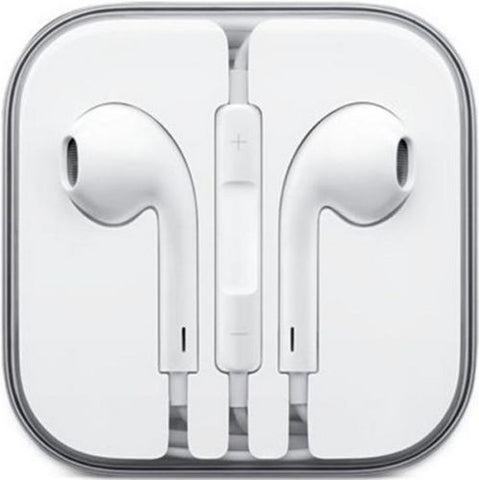 iPhone 5 Style Headphones for iPhone iPad iPod Tablet Laptop White