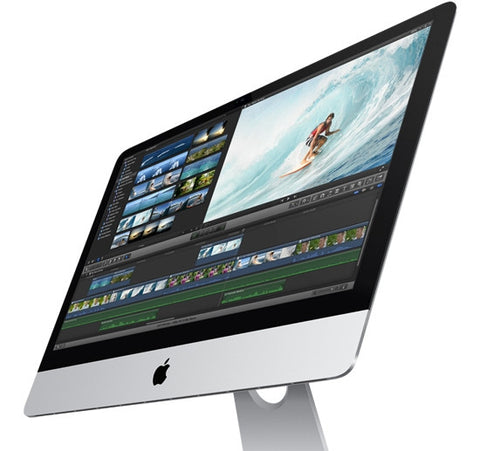 Apple iMac 27-inch (Latest Slim Model) i5 12GB RAM 1TB HD OS X Yosemite (mid 2013)
