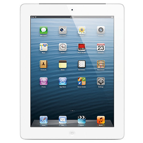 Apple iPad 2, 16GB, Wi-Fi, Apple A5 1GHz Dual-Core, 9.7-inch Display, White