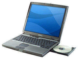 Dell Latitude D600. 1.60Ghz Pentium. 512MB. 40GB HDD. Windows XP