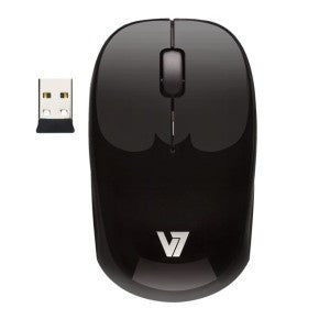 V7 Wireless Mouse Optical USB