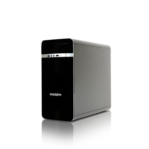 ZOOSTORM PENTIUM G3260 DUAL CORE DESKTOP PC, 1TB HDD, 8GB RAM, WIN 10, WIFI