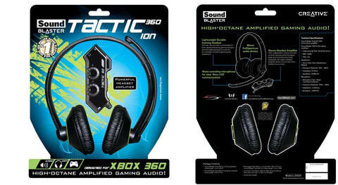 Sound Blaster Tactic 360 ION