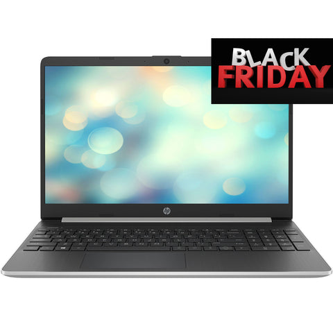 "HP 15s i5 8GB 512GBSSD 15.6"" FullHD Laptop - Silver"