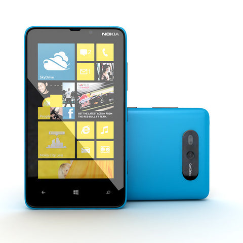 Nokia Lumia 820 Glass Touchscreen Replacement