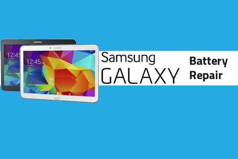 Samsung Galaxy Tab 4 Battery Replacement