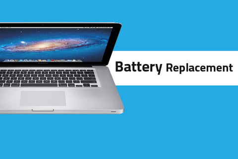 Macbook Pro 15 inch (aluminum) Battery Replacement