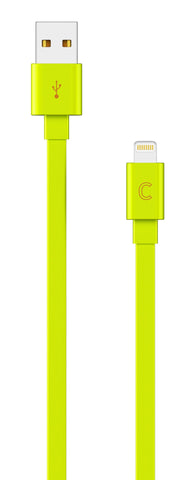 Candywirez® iPhone 5' VRS 3 Lightning to USB Sync/Charge Cable, Green