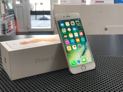 iPhone 6s 16GB Rose Gold Unlocked