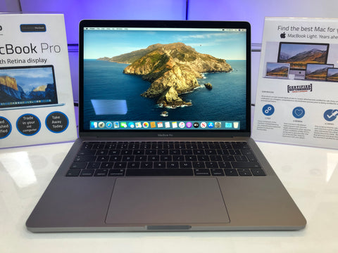 Apple MacBook Pro 2018 13.3-inch 8GB 128GB [QLB0HV22]
