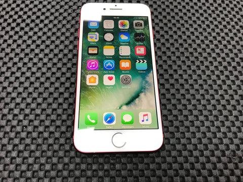 iPhone 7 128GB White/Red