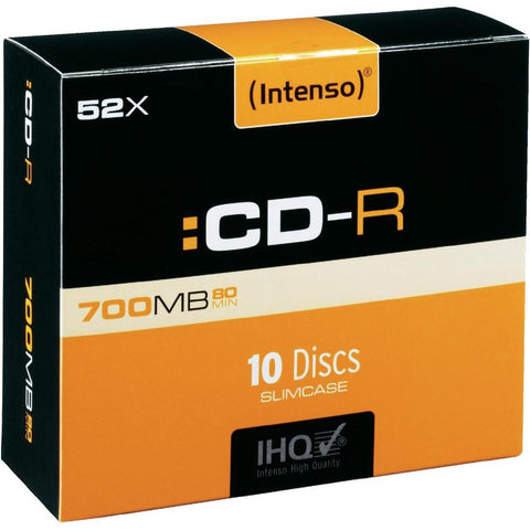 Intenso DVD-R (10 Pack)