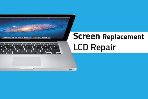 Macbook Pro 15 inch (aluminum) LCD Panel Repair
