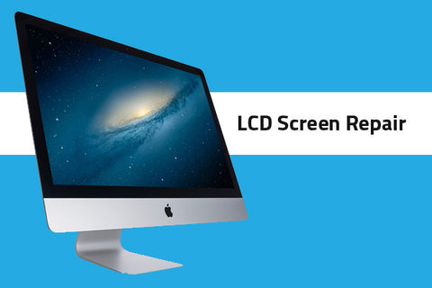 iMac Thin LCD And Glass Screen Repair