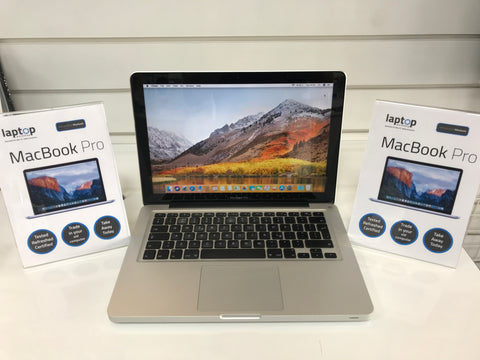Apple MacBook Pro 13-inch 8GB 1TB [E6DH2G]