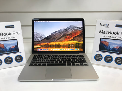 Apple MacBook Pro Retina 13-inch 128GB