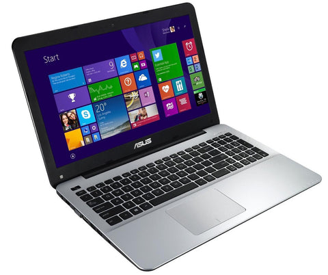 Asus X555L 6GB 750GB Windows 8.1