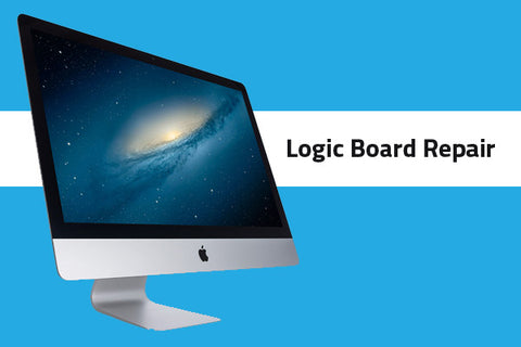 iMac Aluminum Logic Board Repair