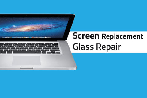 Macbook Pro 15 inch (aluminum) Glass Repair