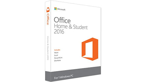 Microsoft Office Home & Student 2016 MAC
