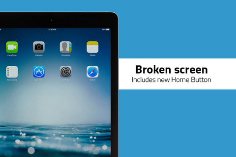 iPad Air Repair Touch Glass Replacement