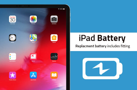 iPad 7th Gen 2018 Battery Replacement