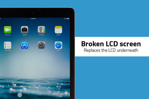 iPad 3 LCD Screen Replacement