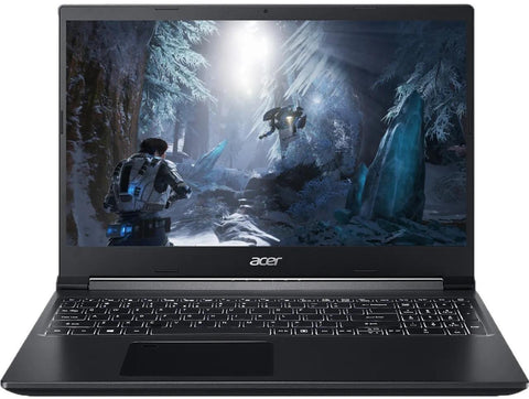 Acer Aspire 7 Gaming Laptop AMD Ryzen 5 8GB 256GB 15.6-inch Nvidia Geforce GTX 1650 4GB Windows 10 Laptop
