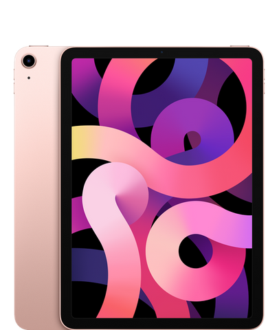 New 2020/21 Apple iPad Air 4 10.9 64GB Rose Gold