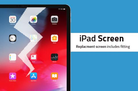 iPad Pro 12.9 Glass Touchscreen Replacement