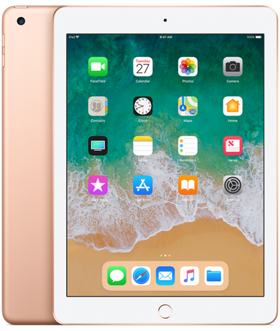 iPad Wi-Fi 32GB - Gold - Sealed