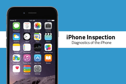 iPhone SE Inspection & Diagnostics