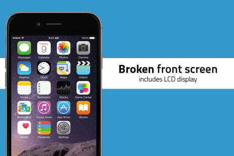 iPhone 4 and 4S Screen Repair