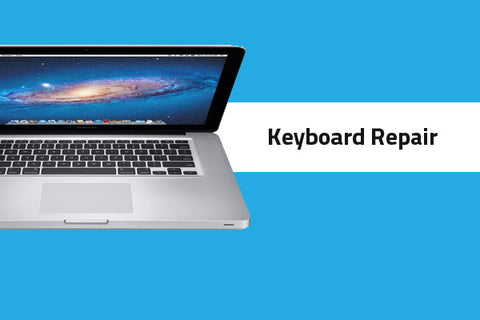Macbook Pro 13 inch (aluminum) Keyboard Repair