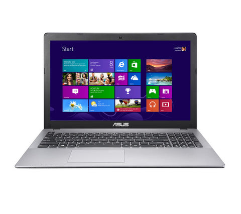 "ASUS X550CA i5 4GB 750GB 15.6"" Windows 8"