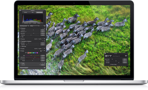 MacBook Pro 13-inch: 2.5GHz with Retina display