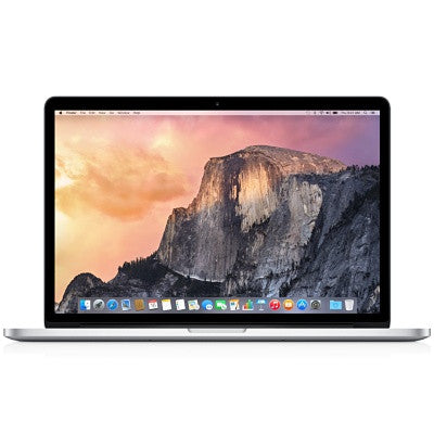 15-inch MacBook Pro with Retina display with 512GB SSD