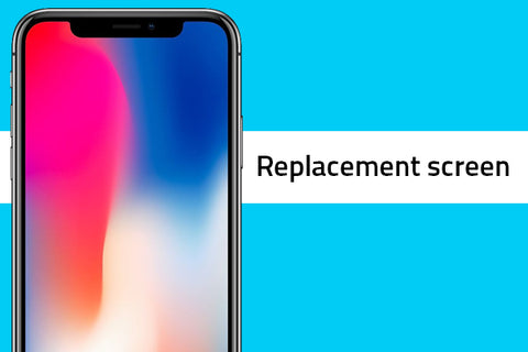 iPhone XS MAX OLED Screen Repair