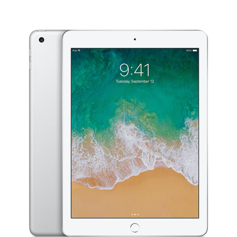 iPad 2019/20 32GB Wi-Fi, Silver. Sealed from Apple