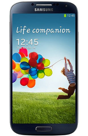 Samsung I9500 Galaxy S4 Complete Screen Replacement - Black