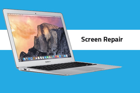 Macbook Air 13 inch Screen Repair