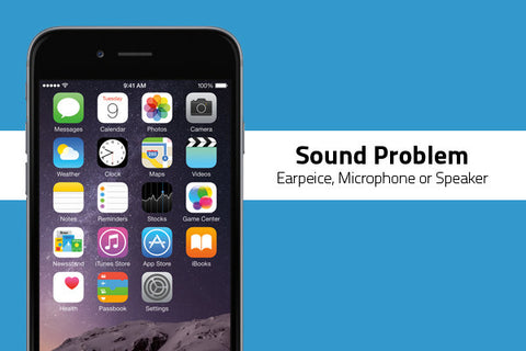 iPhone 4 and 4S Sound Problem