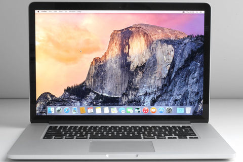 Apple Macbook Pro 15.4 i7 16GB 256GB 2017 High Sierra