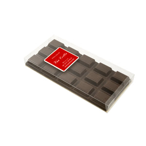 Chocolate Tablet - Belgian chocolate by Pralineur Van Coillie