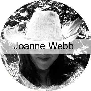 Meet the Inspirational Joanne Webb - Designer + Artist