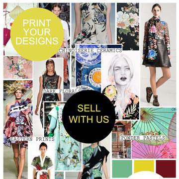 Join our design community - Create - Print - Sell + Earn 20%